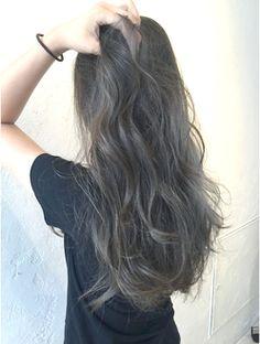 ~ αnd your sweet sweet sun mαkes me crαzy ~ Pastel Hair, Ombre Hair, Balayage Hair, Permed Hairstyles, Pretty Hairstyles, Color Ceniza, Ulzzang, Korean Hair Color, Hair Arrange
