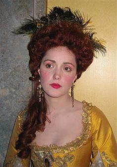 Marie Antoinette movie Duchess de Polignac