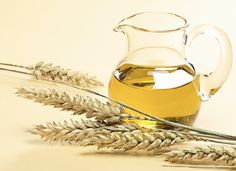 Characteristics of Common Carrier Oils    Wheat germ- Too thick and rich on its own, this oil is a useful addition to any carrier blend. It is high in vitamin B, and because it contains the antioxidant vitamins A and E, it will help extend the shelf life of your blends. Add 10 percent to your carrier-oil blend.