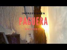Paguera / Peguera Mallorca - Impressionen vom Urlaubsort in 4K UHD - YouTube