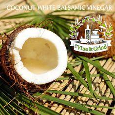 White Balsamic Vinegar, Vines, Coconut, Fruit, Food, Essen, Meals, Arbors, Yemek