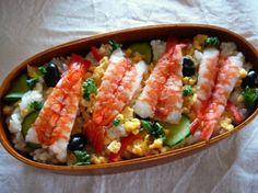 Chirashi Sushi( Lunch Box )