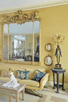 Charmant Barock Möbel Für Eine Prunkvolle Atmosphäre