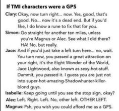 HAHAHAHHAH Jace, Alec, and Magnus tho