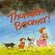 This is a great book for teaching weather but also sequence of action.