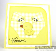 Beautiful Baby, Textile Backgrounds, Blueprints 14 Die-namics, Oh Baby Die-namics - Julie Dinn #mftstamps