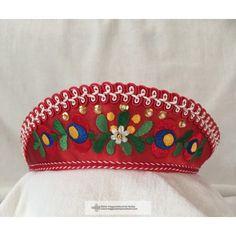 Hungarian headdress, girl headdress Head Pieces, Headdress, Wedding Accessories, Captain Hat, Daughter, Ballet, Costumes, Hats, Clothes