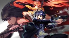 33 Black Bullet HD Wallpapers | Backgrounds - Wallpaper Abyss