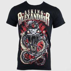 Asking Alexandria shirts | Asking Alexandria T-Shirt- Poison