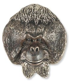 Orangutan Charms and Orangutan Jewelry in silver and gold. - Esquivel And Fees