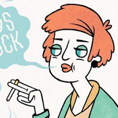 Kristyna Baczynski | Illustration, Comics & Design