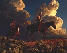 Enjoying These Wonderful Cowboy Paintings by Mark Maggiori. Leo Tolstoi, Westerns, Into The West, Cowboys And Indians, Cowboy Art, Le Far West, Grafik Design, Old West, Art Inspo