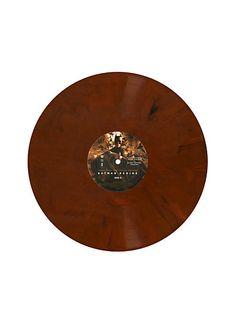 Batman Begins Soundtrack Vinyl LP Hot Topic Exclusive | Hot Topic