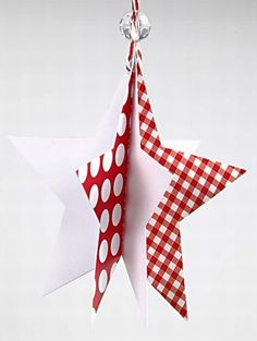 Vejledning til stjerne i papir