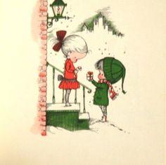 Joan Walsh Anglund Christmas book 1961