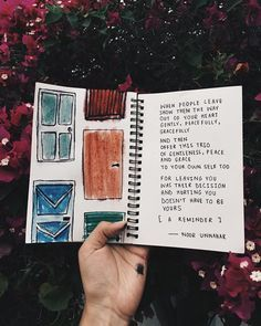 — a reminder // journal + poetry by noor unnahar // art journaling ideas inspiration, poetic words quotes writers of color, tumblr hipsters indie aesthetics grunge artsy, watercolor illustration doors handwritten, creative instagram artists ideas inspiration, diy craft notebook //