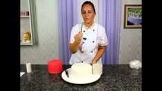 Estaqueamento de bolos Parte 3
