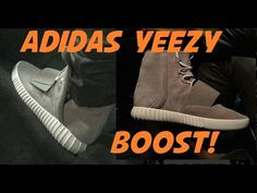 Adidas Yeezy 3 Boost Shoes