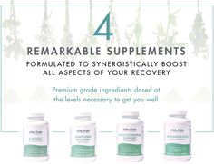 What's Inside the Restore Program:1. A-Biotic™Suppression of pathogens and gut restorationSynergistic blend of h