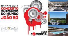 EPIC SANA Algarve recebe o Concerto Mais Pequeno do Mundo! | Algarlife