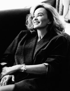 """""""American Horror Story re-energized me; it re-energized my career. There's no shame in recognizing that. It's exposed me to a whole new generation, which is a little strange. I'm not used to young people thinking I'm cool."""" Jessica Lange"""