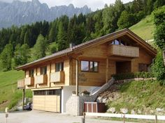 Almhütte Kniegut - Salzburg - Österreich
