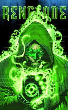 #RSNEWS  Así se verá Green Lantern en la portada del #41 de Billy Tan.  #REDEXSUPREMO
