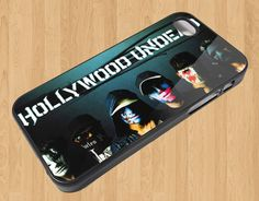 Hollywood Undead Metal Core Band for IPhone Case Apple Phone iPhone 4 4S Case Cover SM_546