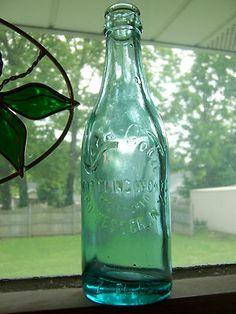 Vintage Coca-cola bottle