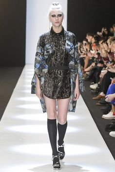 Saint-Tokyo Russia Fall 2017 Fashion Show Collection