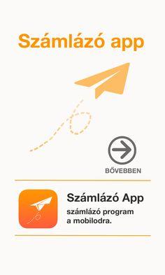 Android és IOS számlázó program. A mobil vállalkozók kedvenc számlázó programja.
