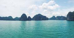 Vietnam: Ha Long Bay {Full Details!} | http://www.thekitchenpaper.com/vietnam-ha-long-bay-full-details/