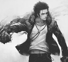 Suoh Mikoto, the Red King from K