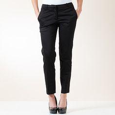 Target.com.au (City Dressing) Black, Slim Ankle Pants - $39.20