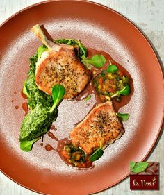 Pork Chops - Special dish by our Special Chef