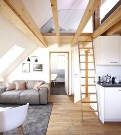 Fantastisch Dachgeschoss Ideen Mit Haus Renovierung Modernem