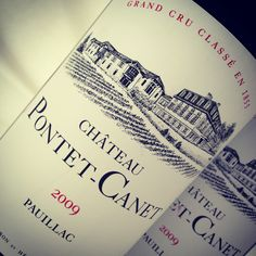 """It is outrageously concentrated, with silky tannin (the sweetest I have ever tasted in a Pontet-Canet as well as the highest measured), an opaque purple color, and copious notes of graphite, cassis, licorice, and subtle smoke and forest floor. Full-bodied and unctuously textured with striking purity and definition, it is a wine of colossal weight as well as elegance (in itself a poster boy for this paradox in 2009)."" RP, 100-Points WA ı #Bordeaux"