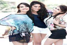 Surbhi Jyoti, Sana Khan, Hunar Hali GR8! magazine