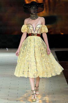 Alexander McQueen ready to wear spring 2013