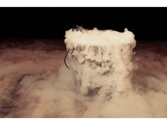 Homemade fog machine. So easy to make, it's necessary for any #Halloween party or haunted house. #hauntedhouse #DIY