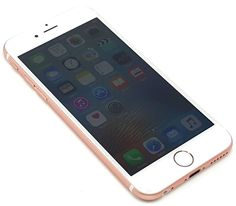 US Cellular Apple iPhone 6s Rose Gold 16GB Clean ESN Smartphone IOS Phone #2100 #Apple #Smartphone