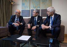 CRÓNICA FERROVIARIA: Avanza la cooperación entre Argentina y Japón para...