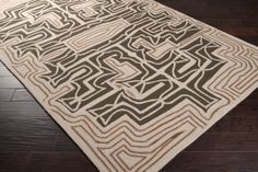 Labrinth Designed by Julie Cohn and Merle Lindby Young Southern Living, Dining Table Rug, Dining Room, Rugs And Mats, Discount Rugs, Contemporary Area Rugs, Accent Furniture, Throw Rugs, Animal Print Rug