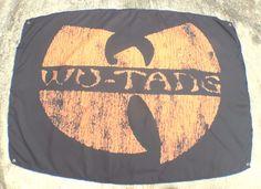 "HIP HOP STYLE Urban Music wu tang clan style custom made Fabric poster 24""x36"" #WUTANG #HIPHOP"