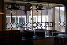 Japanese Architecture, Interior Architecture, Japanese Style House, A Frame House, Tiffany Glass, Building Exterior, Stained Glass Panels, Restaurant Design, Home Interior Design