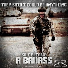 TOW Squad Leader, Infantry, & Armored Cavalry Scout, Armored Division, retired on disability. Military Mom, Army Mom, Army Life, Military Humour, Military Veterans, Us Navy, Squad, Army Infantry, Marine Mom