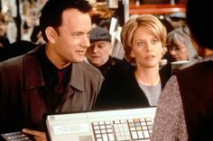 "One of my favorites. ""You've Got Mail"" with Meg Ryan and Tom Hanks."