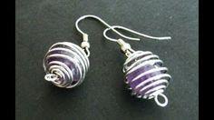 wire jewelry making tutorials - YouTube