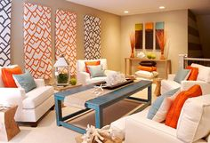 111 Bright And Colorful Living Room Design Ideas | DigsDigs