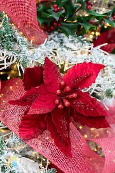 #poinsettia #flockedchristmastree #redandwhite #redandgreen #redchristmasdecor #greenchristmasdecor #whitechristmasdecor #christmas #christmastime #christmasseason #christmasvibes #christmasspirit #christmasdecorating #christmasdecor #christmasdecorations #christmashome #christmasinspiration #christmasinspo #vermeersgardencentre